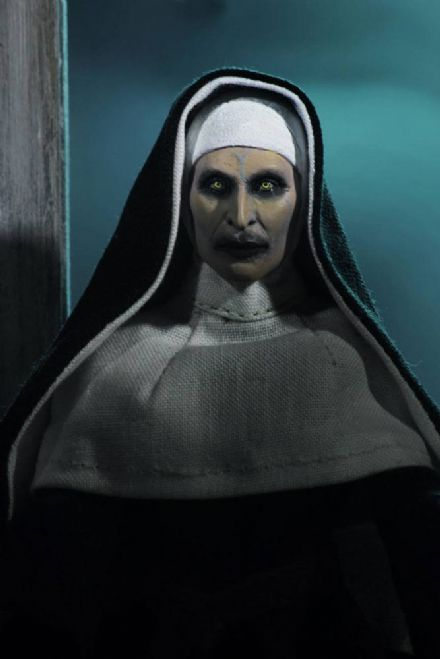 "NECA The Nun 8"" Clothed Action Figure 20cm"